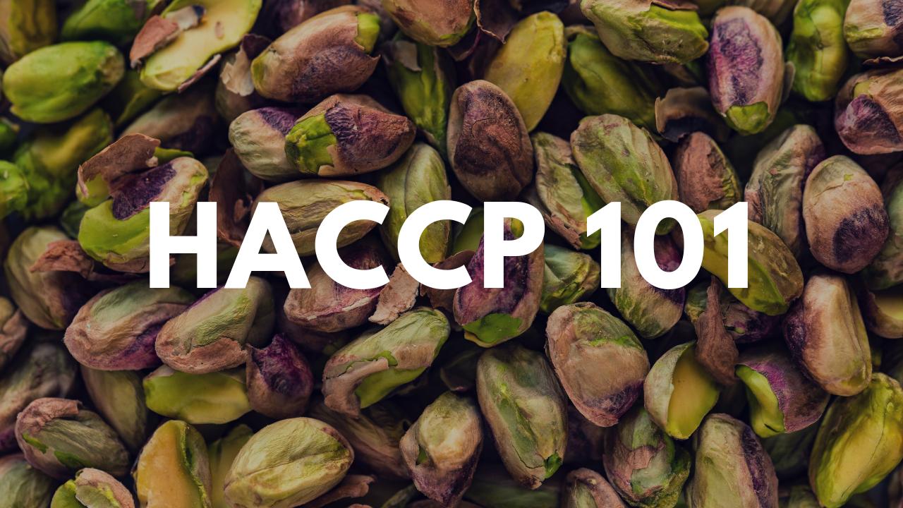 HACCP 101